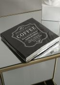 SERVILLETA PAPEL COFFEE NEGRA