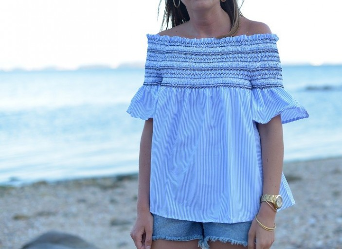BLUSA SEA BORDADOS